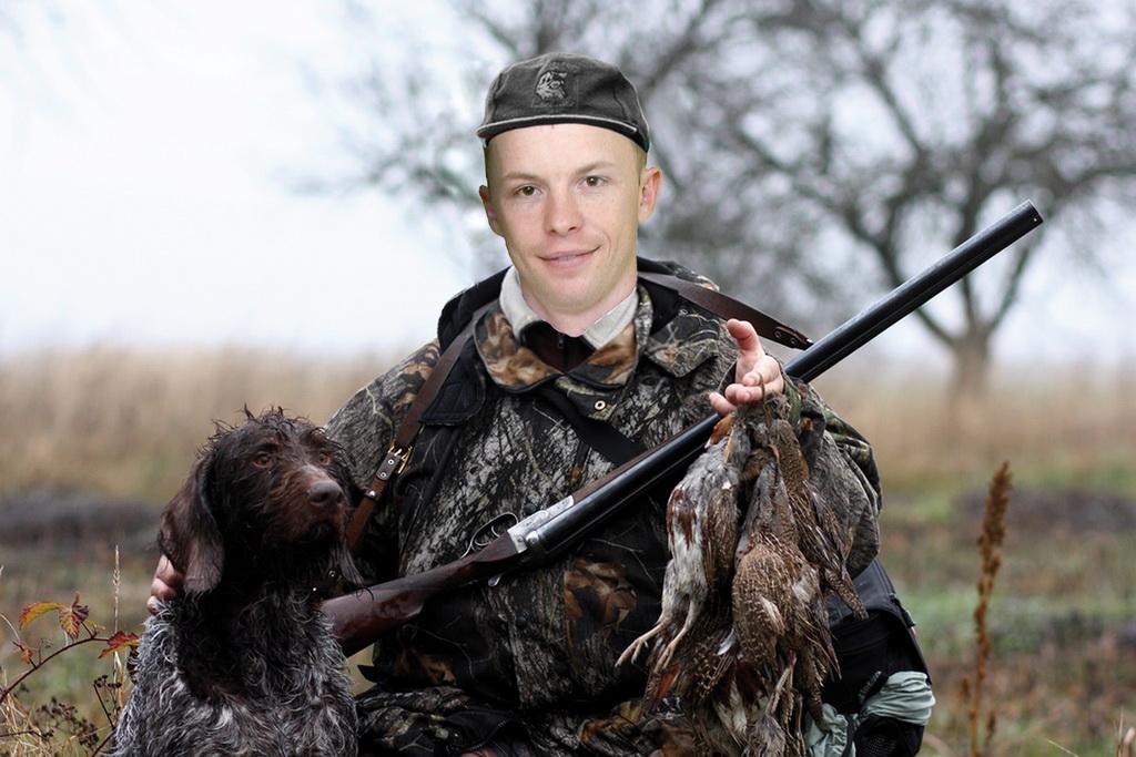 охота и рыбалка для фотошопа